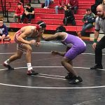 Varsity Wrestling defeats Muncie Central 40 – 36