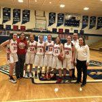 Girls Junior Varsity Basketball beats Zionsville 47 – 37