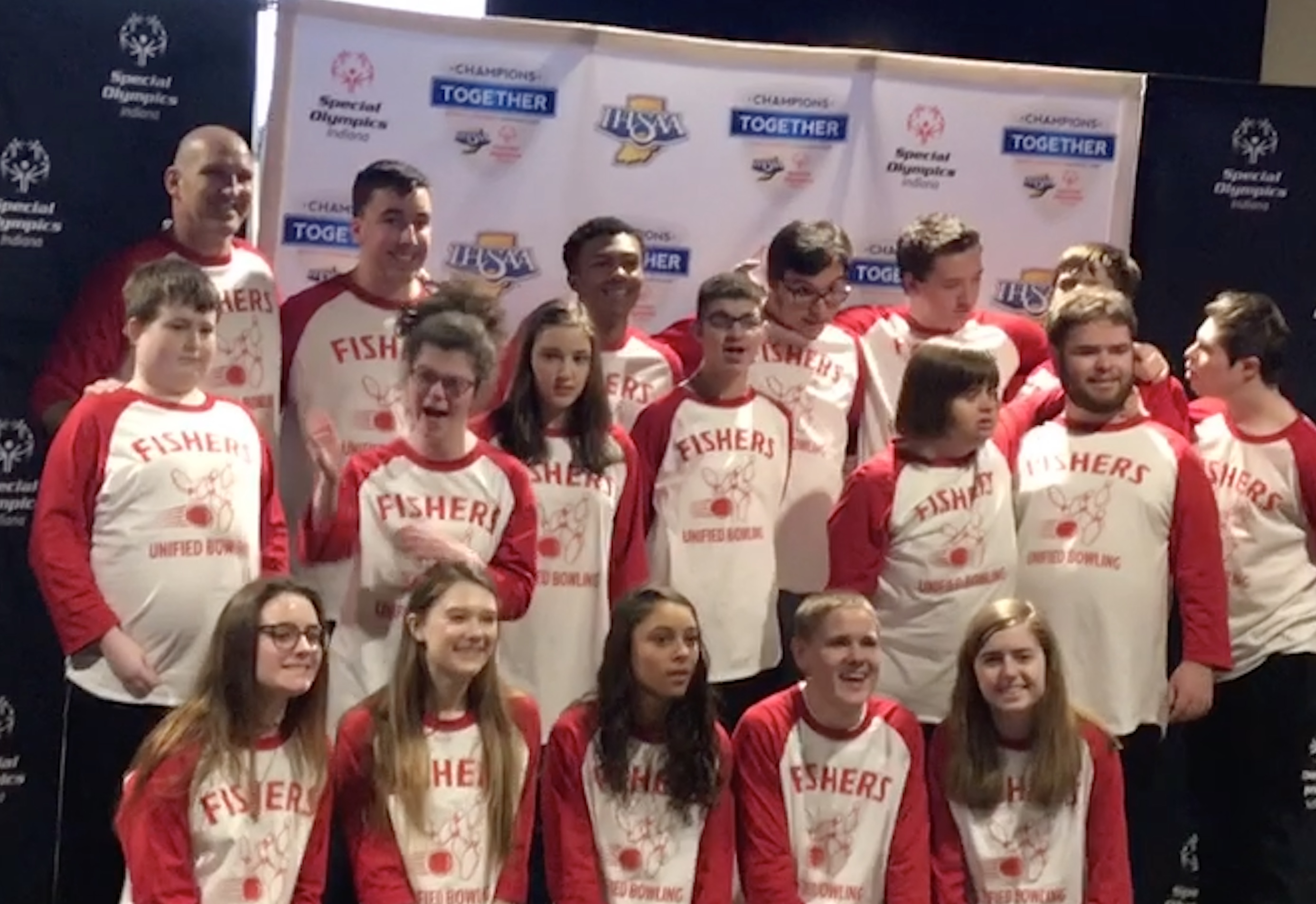 Unified Bowling State Champs!