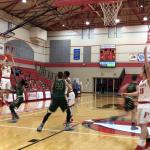 Boys Junior Varsity Basketball beats Westfield 35 – 34