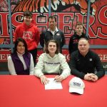 Michael Prewitt signs to play football at Truman State @TrumanAthletics
