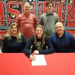 Sydney Rector signs to play lacrosse at Augustana College @Augustana_IL  @lady_lacrosse