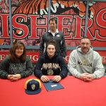Seth Sontich signs to play football at Marian University @MUKnights