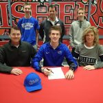 Will Syrus signs to play at Hillsdale College @HCChargers