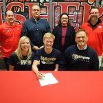Noah Baldwin signs to swim at Wingate University @WU_Bulldogs