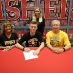 Drew Gavit signs to play soccer at Manchester College @MUSpartans