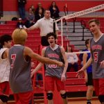 FHS Varsity Boys Volleyball Goes to Spring Break on a High Note