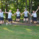 Girls Varsity Golf finishes 10th place at Western Invitational @ Chippendale Golf Course