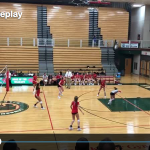 Video: Volleyball's Winning Point vs. Lawrence North