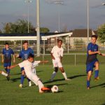 Boys Soccer Silver vs HSE