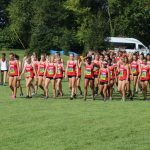 Girls XC Junior Varsity Flashrock Invite - Photo Gallery
