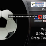 Girls Sectional Soccer vs Anderson- Catch the HCTV Broadcast @HCTelevision