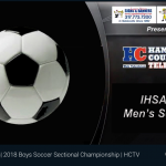 Boys Soccer Sectional vs HSE – Live Broadcast @HCTelevision