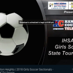 Lady Tigers Soccer Sectional vs Pendleton Heights – Live Broadcast @HCTelevision