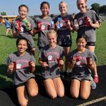 Girls Cross Country finishes 2nd place at IHSAA Sectionals
