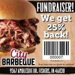 Lady Tigers Tennis Dine to Donate at City Barbeque  11/27