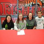 Sarah Bumps signs to play softball at Wilmington College @DubCQuakers