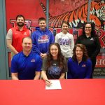 Audrey Haworth signs to play volleyball at UMass Lowell @RiverHawkNation