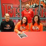 MacKenzie Miller signs to play lacrosse at Georgetown College @GCAthletics