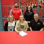 Rose Duffy signs to play volleyball at Western Michigan @WMUBroncos