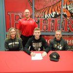 Tristan Baker signs to play baseball at Purdue Northwest @PNWathletics