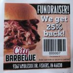 Lady Tigers Tennis – Dine & Donate 11/27 @ City BBQ