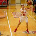 Photo Gallery: Girls Basketball, JV vs Bishop Chatard