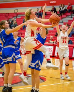 Photo Gallery: Girls Basketball, Varsity vs Bishop Chatard