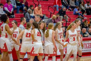 Photo Gallery: Girls Basketball, Varsity vs Noblesville