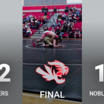 Tigers Wrestling gets HCC win over Noblesville 52 – 12