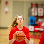 Photo Gallery: Girls Basketball, JV vs Delta