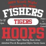 Boys Basketball Youth Night – Saturday vs Franklin Central