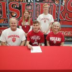 Ethan Meyer signs to run at Indiana University @IUHoosiers