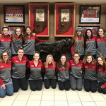 Fisher Girls Swimming & Diving Ties for 3rd at the IHSAA Girls State Championship