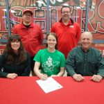 Nicole Rueff signs to swim for Marshall University @HerdZone