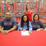 Nina Dillard signs to play lacrosse at Delaware State @DSUHornets
