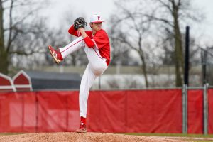 Varsity Baseball Home Opener vs Zionsville – Photo Gallery 04.04.19
