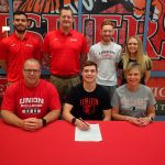 Elliott Mozingo signs to play soccer at Union University @UUAthletics
