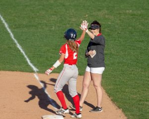 Photo Gallery: Softball JV vs Noblesville