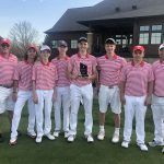 Boys Golf Beats HSE to Win the Mudsock