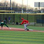 Boys Junior Varsity Silver Baseball falls to Westfield 2 – 1