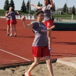 Unified Track competes at Westfield