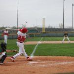 JV Red Baseball falls to Pendleton Heights 9-1