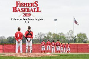 Varsity Baseball vs Pendleton Heights Photo Gallery