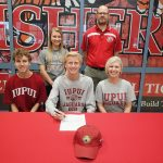 Alex Meyer signs to run XC and Track at IUPUI @IUPUIJaguars