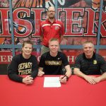 Thomas Brelage signs to run XC and Track at DePauw @DePauwAthletics