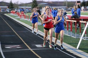 Girls Track and Field Mudsock Photo Gallery