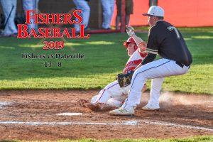 Varsity Baseball vs Daleville Photo Gallery