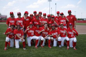 Baseball JV Silver HCC Tournament Champions Photo Gallery