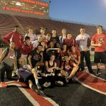 Fishers Boys Track & Field Wins First Regional Title